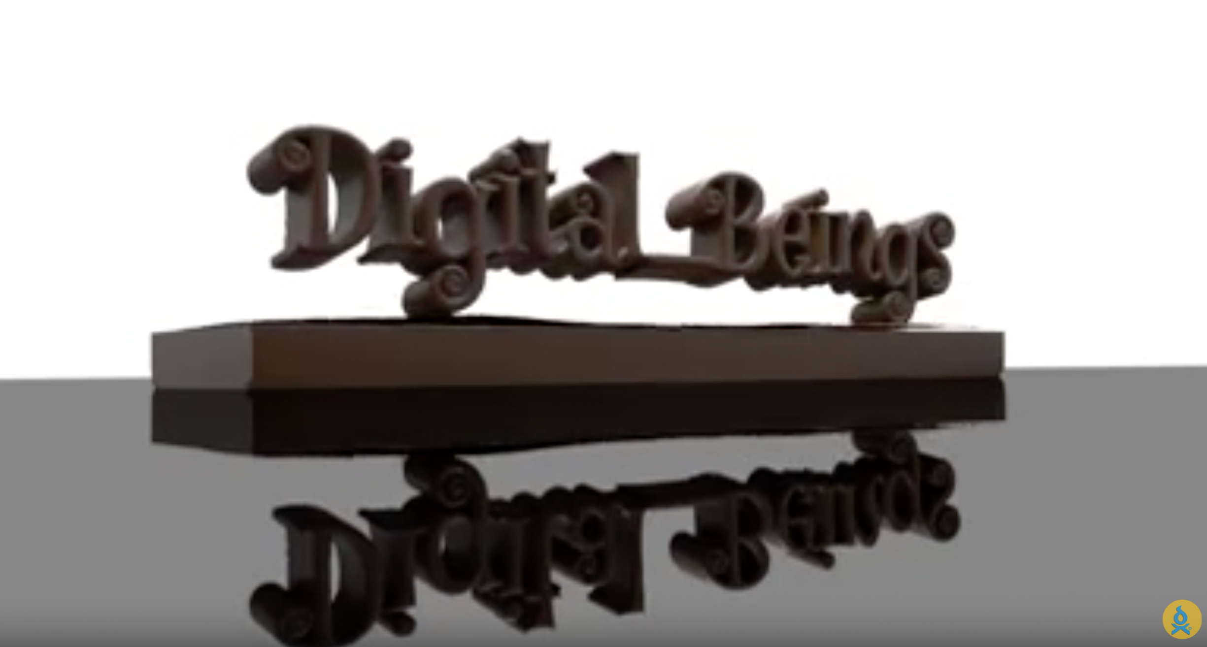 Digital Beings Logo Animation image
